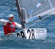 Ben Ainslie in race 7-1