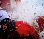 © Hamish Hooper/CAMPER ETNZ/Volvo Ocean Race
